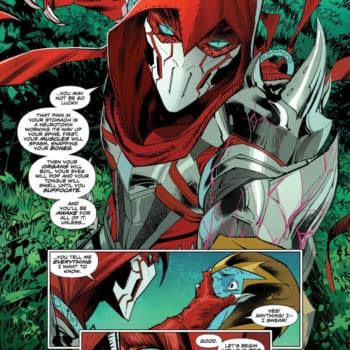 Whose Secret Origin Will Be Revealed In Mighty Morphin #10?