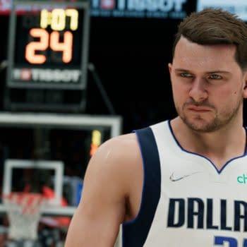 2K Games Gives A First Look At NBA 2K22