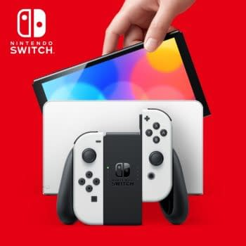 Nintendo Announces Nintendo Switch OLED To Launch In October