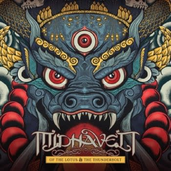 Midhaven Releases New Album: Of The Lotus & The Thunderbolt