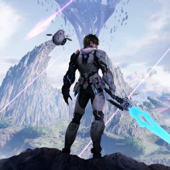 "Phantasy Star Online 2: New Genesis Announces New ""Braver"" Class"