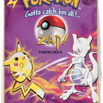 Pokemon Zap! Deck Can Be Yours At Heritage Auctions Today