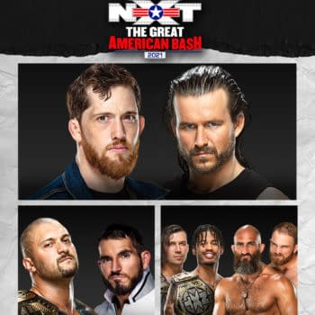 NXT Great American Bash Preview- Title Matches And Grudge Matches!