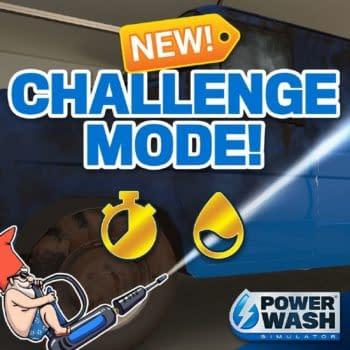PowerWash Simulator Receives New Challenge Mode