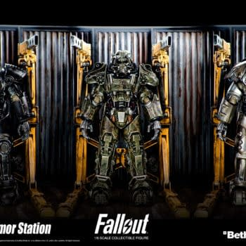 Build Up Your Fallout Power Armor Collection With threezero