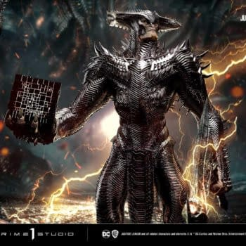 Steppenwolf From Zack Snyder's Justice League Comes To Prime 1 Studio