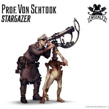 Wyrd Games Reveals Prof. Von Schtook's Alternate Title In Malifaux