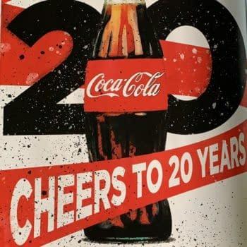 Coca-Cola FCBD Ads