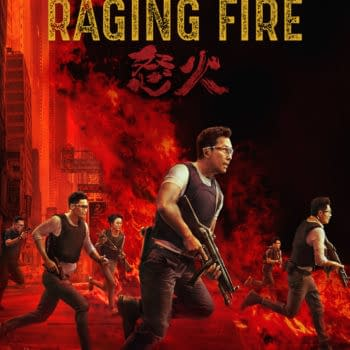 Raging Fire: Donnie Yen Cop Actioner Opening in August in the US