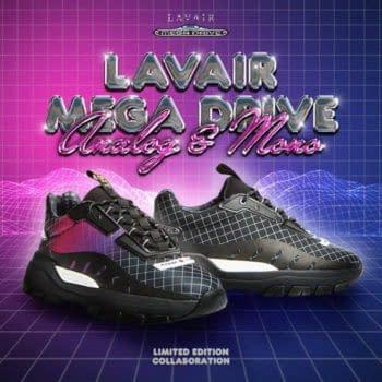 SEGA & Lavair Partner For Limited Edition Mega Drive Collection