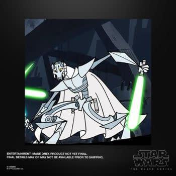 Hasbro Teases 2D Star Wars Clone Wars The Black Series Figures
