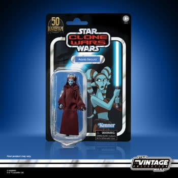 "Star Wars 2D Clone Wars 3.75"" Jedi Figures Coming Soon From Hasbro"