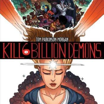 Kill 6 Billion Demons, Sleeper Hit For Image Comics