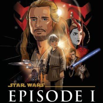 Cover image for STAR WARS PHANTOM MENACE GN ADAPTATION TP (RES)