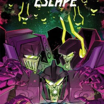 Cover image for TRANSFORMERS ESCAPE #5 (OF 5) CVR A MCGUIRE-SMITH