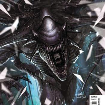Cover image for ALIEN #5