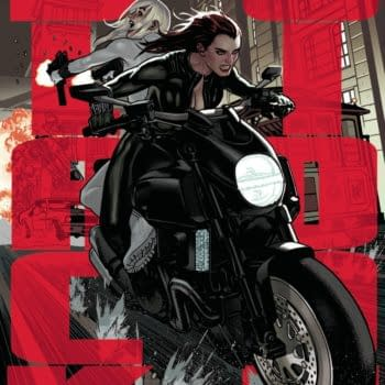 Cover image for BLACK WIDOW #9
