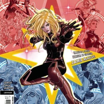 Cover image for CAPTAIN MARVEL #30