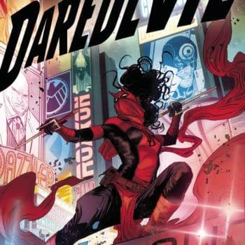 Cover image for DAREDEVIL #32