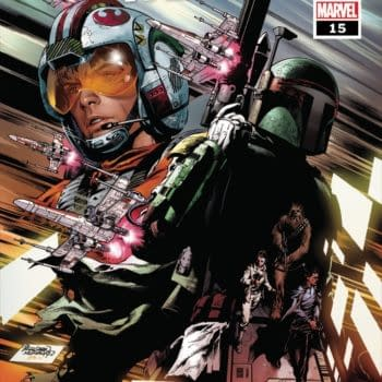 Cover image for STAR WARS #15 WOBH