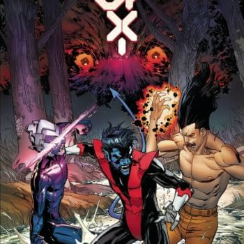 Cover image for WAY OF X #4