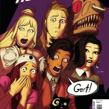 Cover image for RUNAWAYS #37