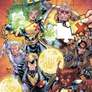 Cover image for X-MEN LEGENDS #5