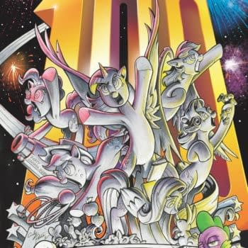 Cover image for MY LITTLE PONY FRIENDSHIP IS MAGIC #100 CVR A ANDY PRICE (C