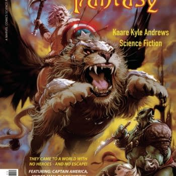 Cover image for AMAZING FANTASY #1 (OF 5)