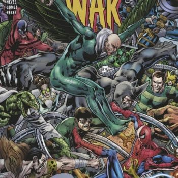 Cover image for SINISTER WAR #2 (OF 4)