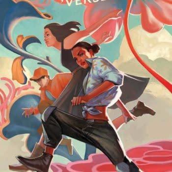 Cover image for FIREFLY BRAND NEW VERSE #5 (OF 6) CVR A KHALIDAH