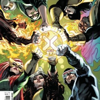 Cover image for X-MEN #2