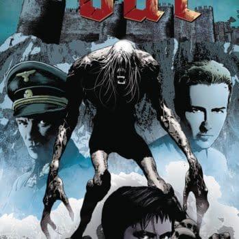 Cover image for OUT #1 CVR B DEODATO JR (MR)