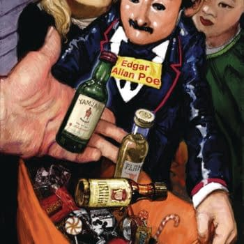 Cover image for EDGAR ALLAN POE SNIFTER OF DEATH #1 (OF 6) (MR)