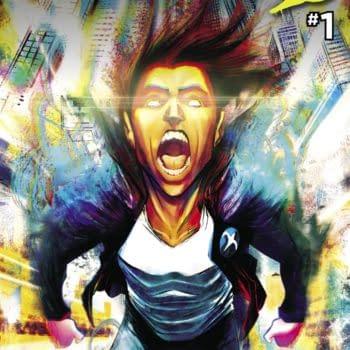 Cover image for HARBINGER (2021) #1 CVR A RODRIGUEZ