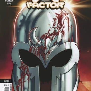 Is Magneto's Helmet The Murder Weapon?