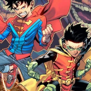 Damian Wayne Would Have Been The Big Bad Of The 5G DC Universe