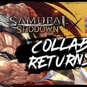 Samurai Shodown Makes Its Way Into Puzzles & Dragons