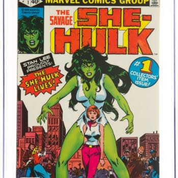 Now Is The Time TO Buy Savage She-Hulk #1, On Auction At Heritage