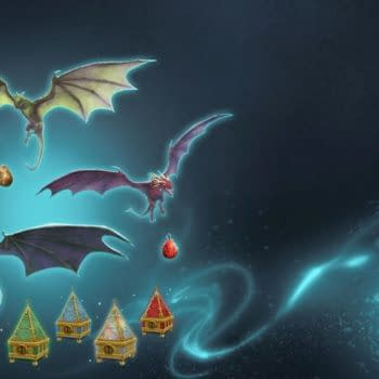 Dragonologist's Delight is Live in Harry Potter: Wizards Unite