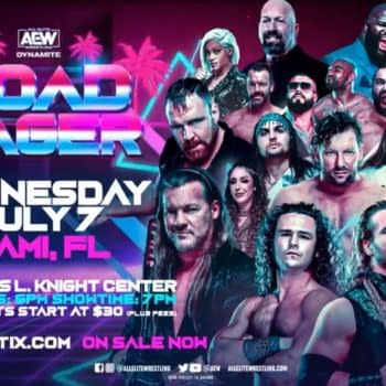 AEW Dynamite Road Rager Preview
