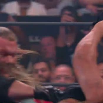Fan Who Tried to Enter AEW Dynamite Ring Got The Fist of Jericho
