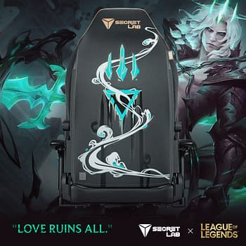 Secretlab Partners With Riot Games On League Of Legends Ruination Chairs