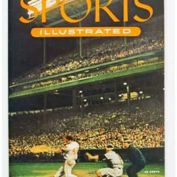 First Issue Of Sport Illustrated On Auction At Heritage Auctions Today