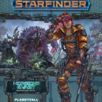Paizo Announces New Adventure Path Modules For Starfinder RPG