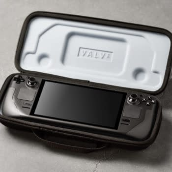 Valve Reveals Mobile Gaming Device Steam Deck
