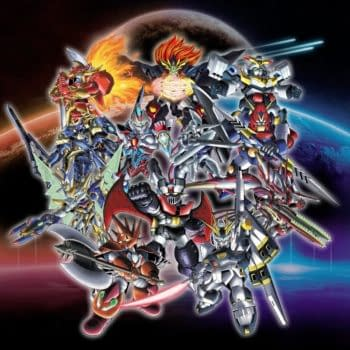 BAndai Namco Announces Super Robot Wars 30 For PC