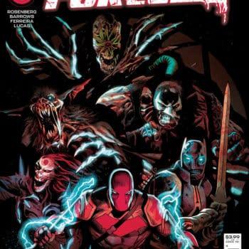 DC Announces Task Force Z, DC vs. Vampires for October