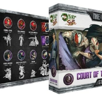 Wyrd Games Provides New Details About The Other Side Starter Box