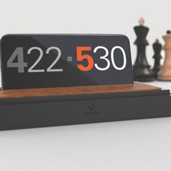 Tempest Chess Clock Officially Launches On Kickstarter